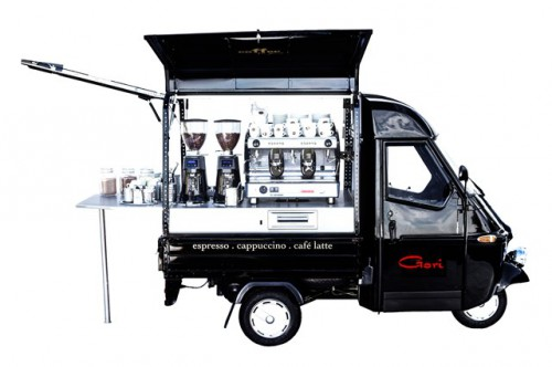 gori kaffee mobile kaffeebar. Black Bedroom Furniture Sets. Home Design Ideas